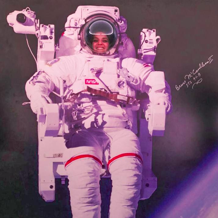 Traumberuf AstronautIn