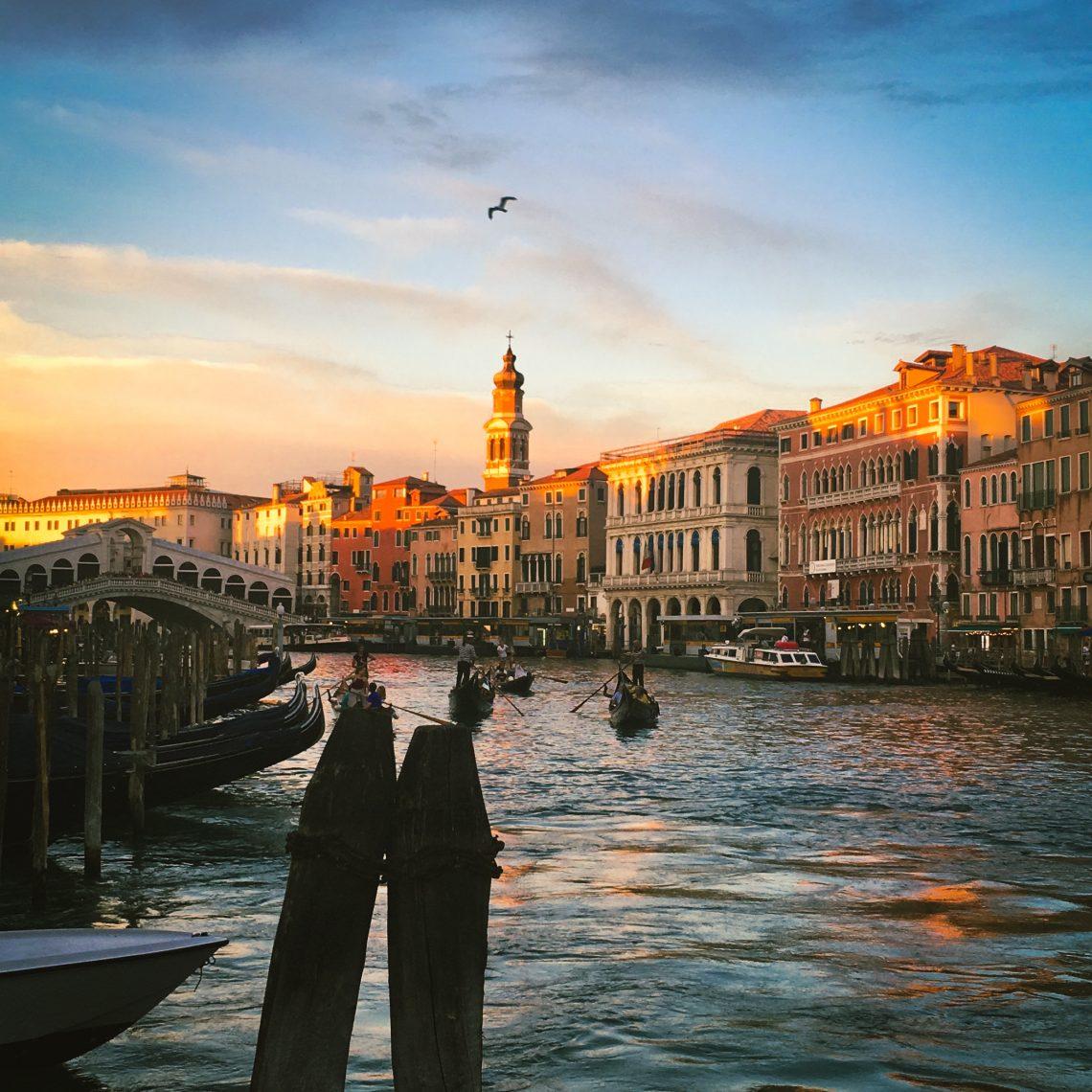 Venedig - die Lagunenstadt