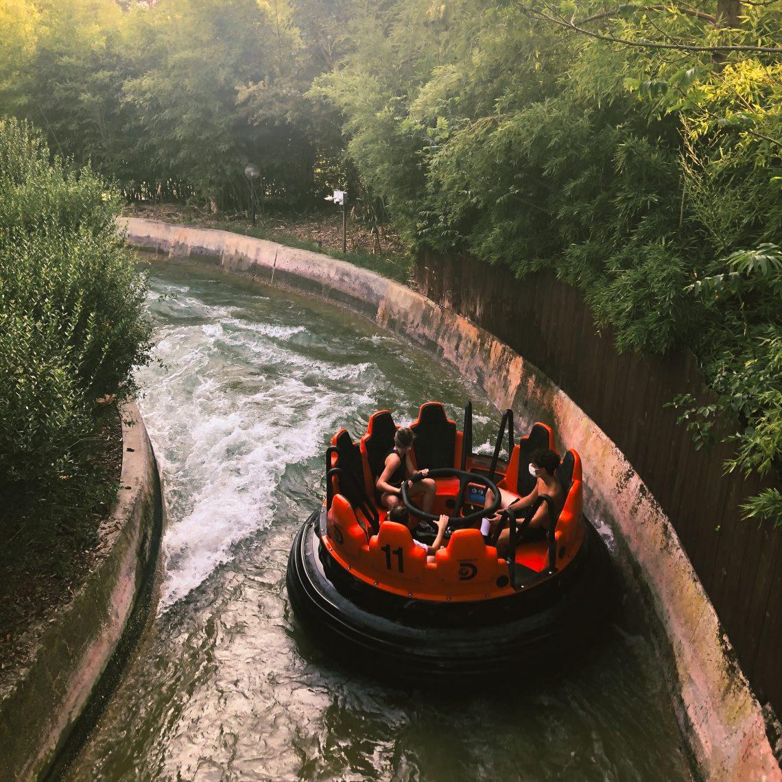 Italienische Freizeit- und Vergnügungsparks